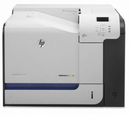 HP LaserJet Enterprise 500 Color Printer M551n (CF081A)  A4 Single-function Network Color Laser