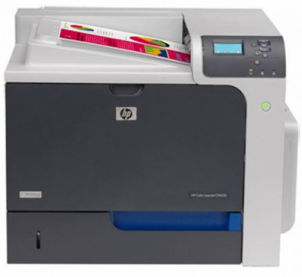 P Color LaserJet Enterprise CP4525n Printer (CC493A) - A4 Single-function Network Color Laser