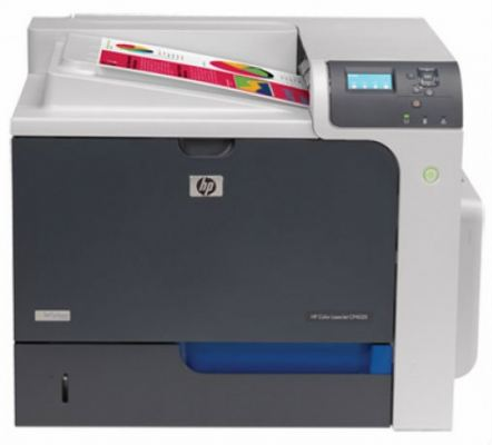 HP Color LaserJet Enterprise CP4025n Printer (CC489A) - A4 Single-function Network Color Laser