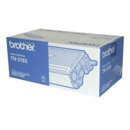 BROTHER TN-3185 (HIGH CAPACITY) ORIGINAL TONER CARTRIDGE - COMPATIBLE TO BROTHER PRINTER HL-5200