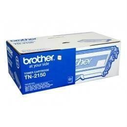 BROTHER TN-2150 (HIGH CAPACITY) ORIGINAL TONER CARTRIDGE - COMPATIBLE TO BROTHER PRINTER DCP-7030