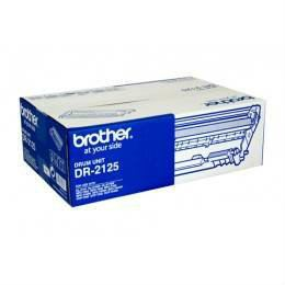 BROTHER DR-2125 ORIGINAL DRUM CARTRIDGE - COMPATIBLE TO BROTHER PRINTER DCP-7030
