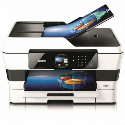 Brother MFC-J3720 InkBenefit - A3 4in1 InkJet Wireless Duplex Dual Paper Tray