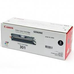 CANON ORIGINAL TONER CARTRIDGE 301 (BLACK)