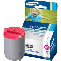 SAMSUNG CLP-300 ORIGINAL MAGENTA TONER CARTRIDGE (CLP-M300A) - COMPATIBLE TO SAMSUNG PRINTER CLP-300