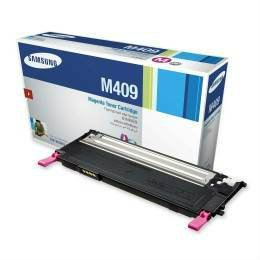 SAMSUNG CLT-409 ORIGINAL MAGENTA TONER CARTRIDGE (CLT-M409S) - COMPATIBLE TO SAMSUNG PRINTER CLP-315