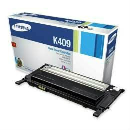 SAMSUNG CLT-409 ORIGINAL BLACK TONER CARTRIDGE (CLT-K409S) - COMPATIBLE TO SAMSUNG PRINTER CLP-315