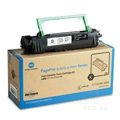 KONICA MINOLTA ORIGINAL TONER CARTRIDGE TN-1200 6K (4152607) - COMPATIBLE TO KONICA MINOLTA PRINTER