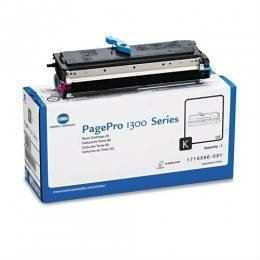 KONICA MINOLTA ORIGINAL TONER CARTRIDGE TN-1300 6K (4518813) - COMPATIBLE TO KONICA MINOLTA PRINTER