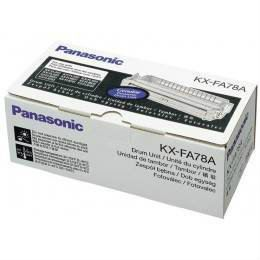 PANASONIC KX-FA78A ORIGINAL DRUM CARTRIDGE - COMPATIBLE TO PANASONIC PRINTER KX-FL503ML
