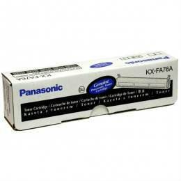 PANASONIC KX-FA76A ORIGINAL TONER CARTRIDGE - COMPATIBLE TO PANASONIC PRINTER KX-FL503ML
