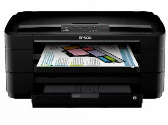EPSON WORKFORCE WF-7011  A3+ Single-function WiFi Color Inkjet Printer