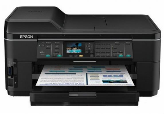 EPSON WORKFORCE WF-7511  A3+ 4-in-1 Print/Scan/Copy/Fax WiFi Color Inkjet Printer