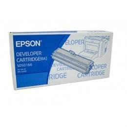 EPSON ORIGINAL CARTRIDGE HIGH CAPACITY (S050166) - COMPATIBLE TO EPSON PRINTER EPL-6200