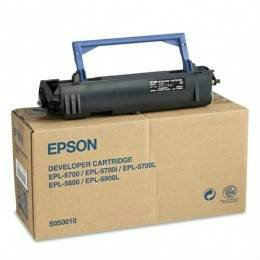EPSON ORIGINAL CARTRIDGE (S050010) - COMPATIBLE TO EPSON PRINTER EPL-5700
