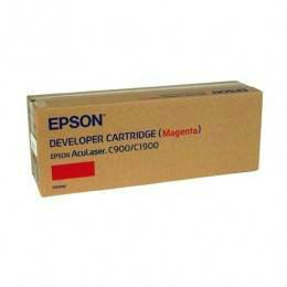 EPSON ORIGINAL MAGENTA TONER CARTRIDGE (S050098) - COMPATIBLE TO EPSON PRINTER C900