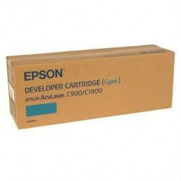 EPSON ORIGINAL CYAN TONER CARTRIDGE( S050099) - COMPATIBLE TO EPSON PRINTER C900