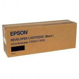 EPSON ORIGINAL BLACK CARTRIDGE (S050100) - COMPATIBLE TO EPSON PRINTER C900