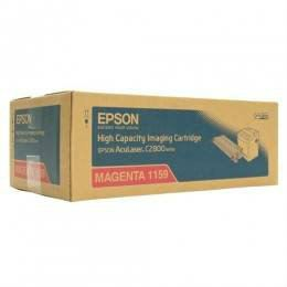 EPSON ORIGINAL MAGENTA CARTRIDGE HIGH CAPACITY (S051159) - COMPATIBLE TO EPSON PRINTER C2800