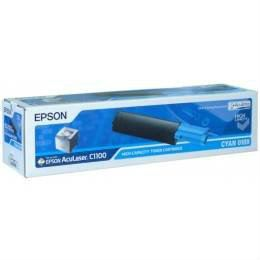 EPSON ORIGINAL CYAN CARTRIDGE HIGH CAPACITY (S050189) - COMPATIBLE TO EPSON PRINTER C1100