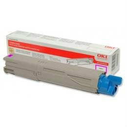 OKI ORIGINAL MAGENTA TONER CARTRIDGE (43459454) - COMPATIBLE TO OKI PRINTER C3300N