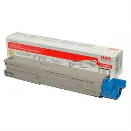 OKI ORIGINAL BLACK TONER CARTRIDGE (43459456) - COMPATIBLE TO OKI PRINTER C3300N