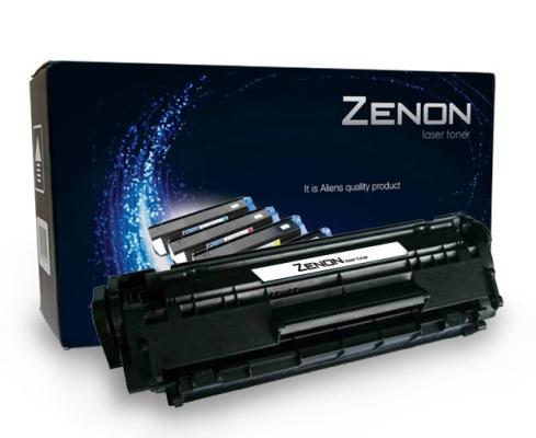 ZENON 12A LaserJet Toner Cartridge (Q2612A) Black- Compatible HP Printer LaserJet 1010