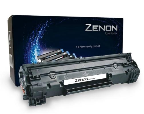 ZENON Compatible Toner Set for HP 304A CC530A/CC531A/CC532A/CC533A (BCYM)
