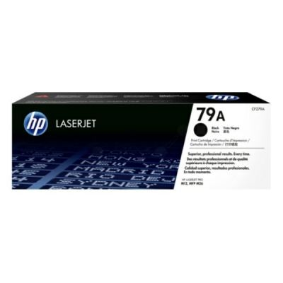 HP 79A ORIGINAL LASERJET TONER CARTRIDGE (CF279A) - COMPATIBLE TO HP PRINTER M12W