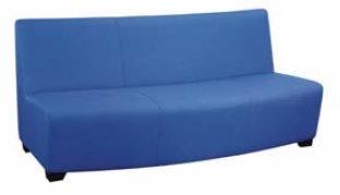Centrum Sofa - 3 Seater (Convex)