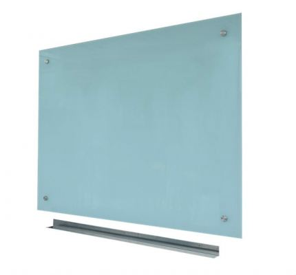 Frameless Glass Whiteboard