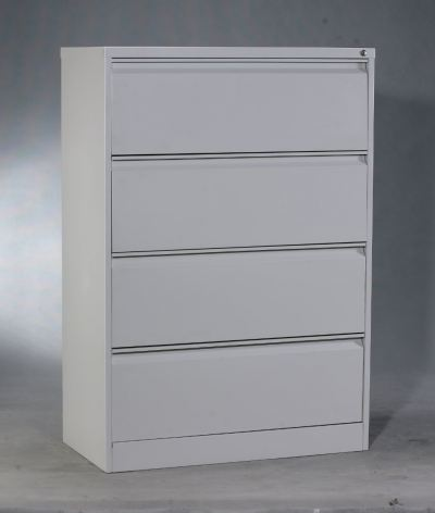 Lateral 4 Drawers