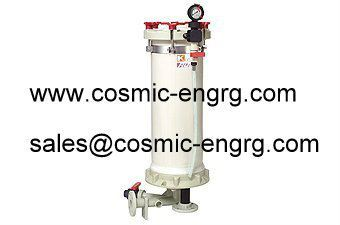 Chemical Filter Housing equivalent to Maggio Filter Housing