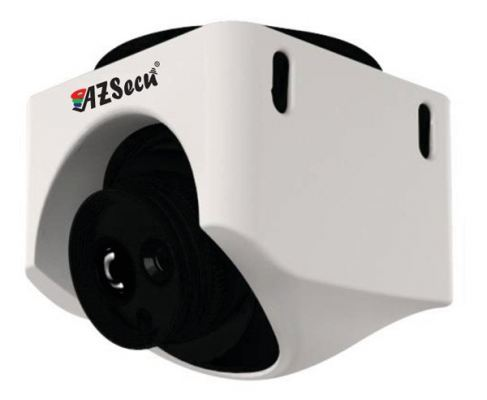Indoor IR Color CCTV Camera ( AZ800C-IREN )