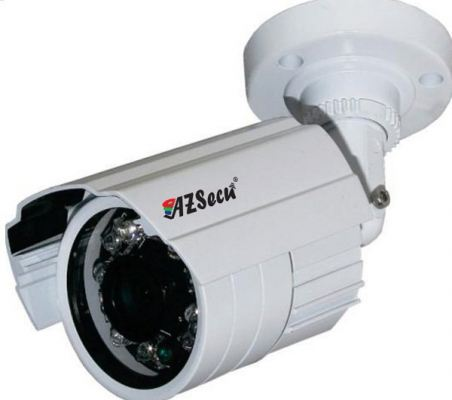Weatherproof IR Color CCTV Camera ( AZ700-IR )