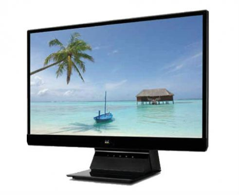 "23"" Frameless LED Display (VX2370Smh-LED  VX2370S-LED )"