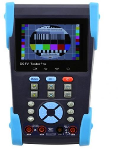 CCTV Professional Tester (TESTPRO-2623T) with Multimeter