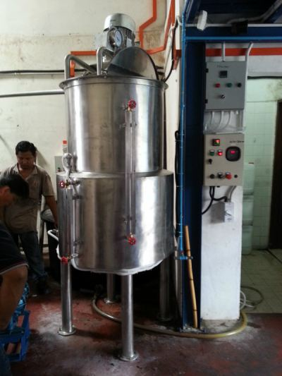 Dyna-Stream BT200 Homogenizer/Emulsifier/Disperser/Mixing Jet
