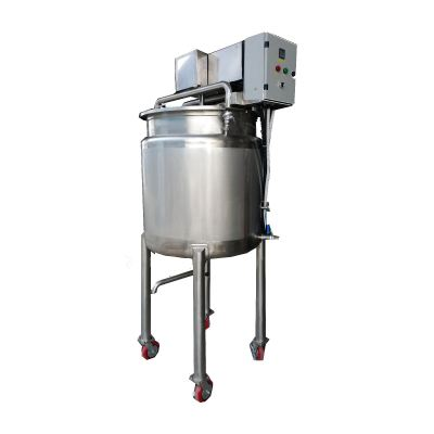 "MVHT-500 100Liter ""DYNA ROTATE"" Double Jacketed Heating Vessel Tank ORDER CODE:551000"