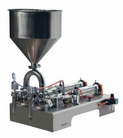 FP800-LC2 2-12ml Cosmestics Oinment Pneumatic Filling Machine ORDER CODE: 6598000