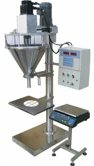 W-F700-APF01 5-10grams Powder Auger Filling Mahcine With Weighing System(Semi Auto)Code:7432100
