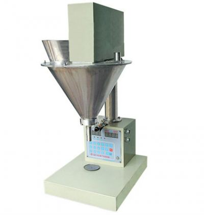 W-F700-PF01 1-5g small volume powder auger filling machine(Semi Auto)