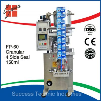 FP800-FP60 Granular 4 side seal machine