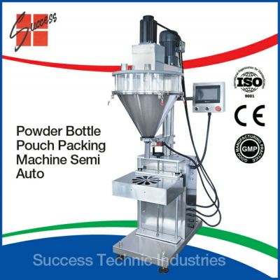 100-5000ml powder auger filling machine