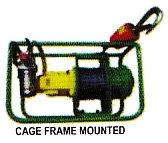 Cage Frame Mounted