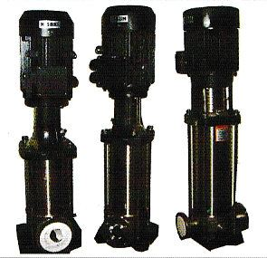 HP2 and HP8 Series Stainless Steel Vertical Multistage Pump