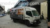 SCI truck Lorry inkjet uv sticker at subang jaya  TRUCK LORRY STICKER