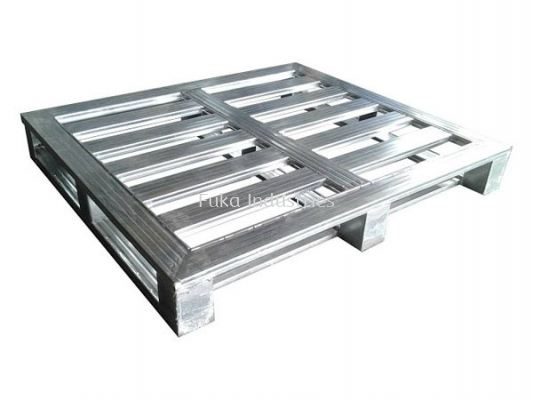 Medium Duty Galvanised Steel Pallet