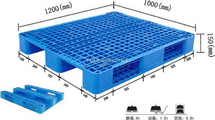 Medium Duty Plastic Pallet