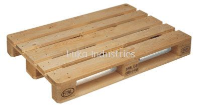 Second Hand Euro Pallet